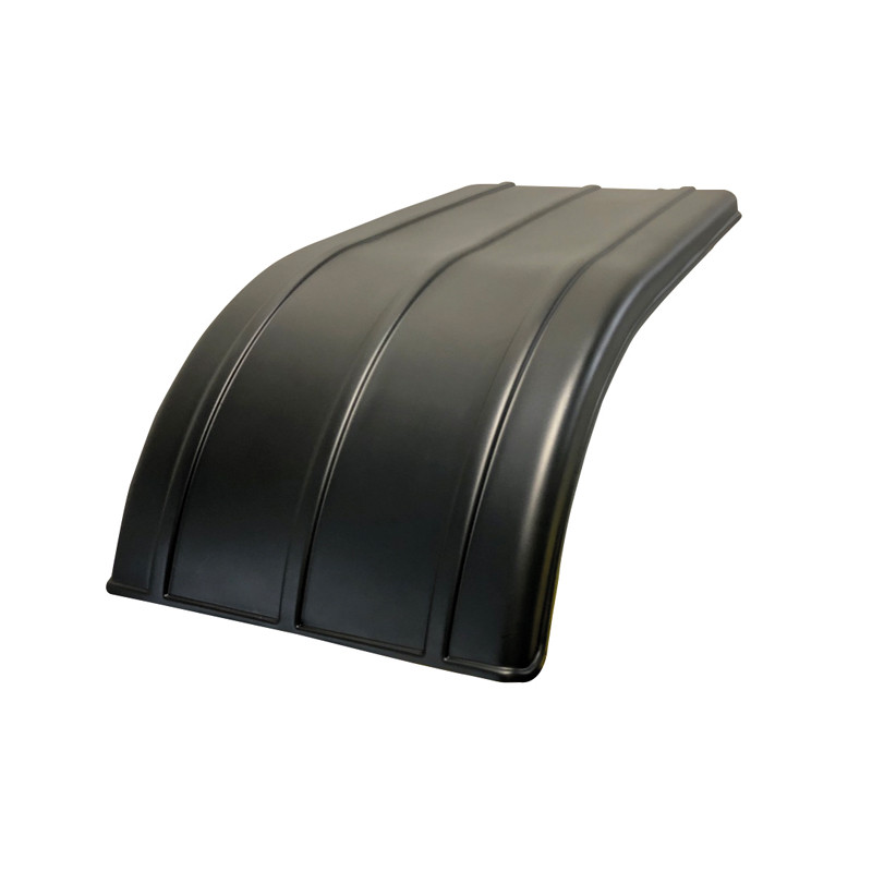 Poly Short Half Tandem Black Fender Pairs