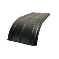 Poly Short Half Tandem Black Fender Pairs