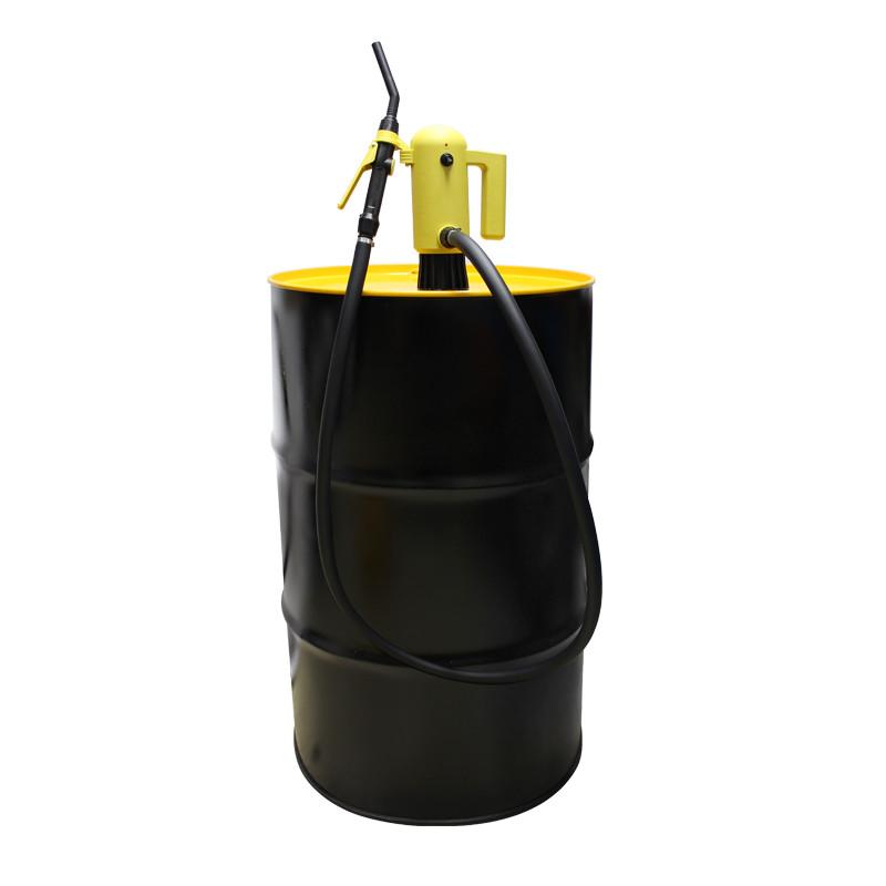 Electric Powered Drum Pump On Drum