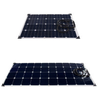 Flexible Power Monocrystalline Solar Panels