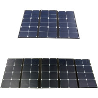 Foldable Power Monocrystalline Solar Panels