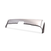 Stainless Steel Freightliner Cascadia Bug Deflector