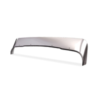 Stainless Steel International Prostar Bug Deflector