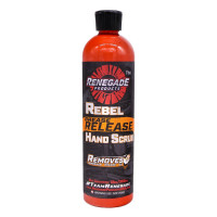 Renegade Rebel Grease Release Hand Cleaner 12oz