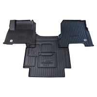 Volvo 2019 And Newer Minimizer Thermoplastic Floor Mats Air Ride