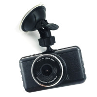 Prime 1296P Single Wide Angle Front Facing Dash Cam Front