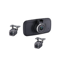 Eagle Eye 4 1080P GPS Dash Cam System