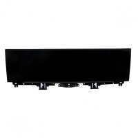 Isuzu NPR Black Steel Front Panel Assembly Front View