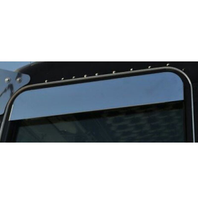 Kenworth Chop Top Window Trim 304 Stainless Steel