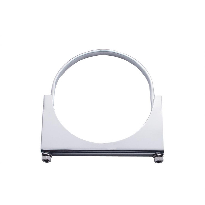 """4"""" Saddle Clamp for Exhaust"""