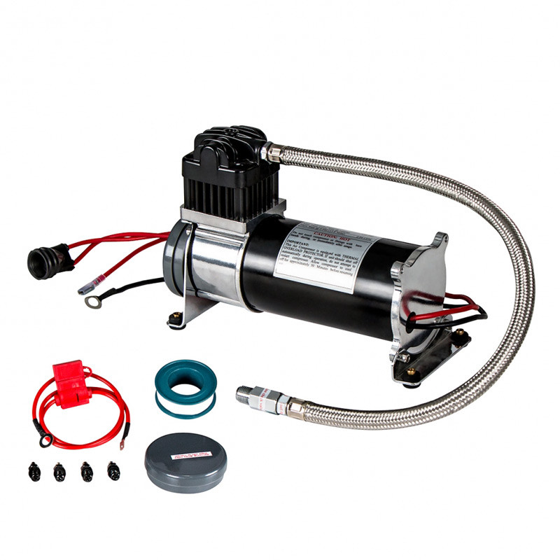 Competition Series Heavy Duty 12V 140 PSI Air Compressor