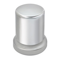Top Hat Chrome Lug Nut Cover