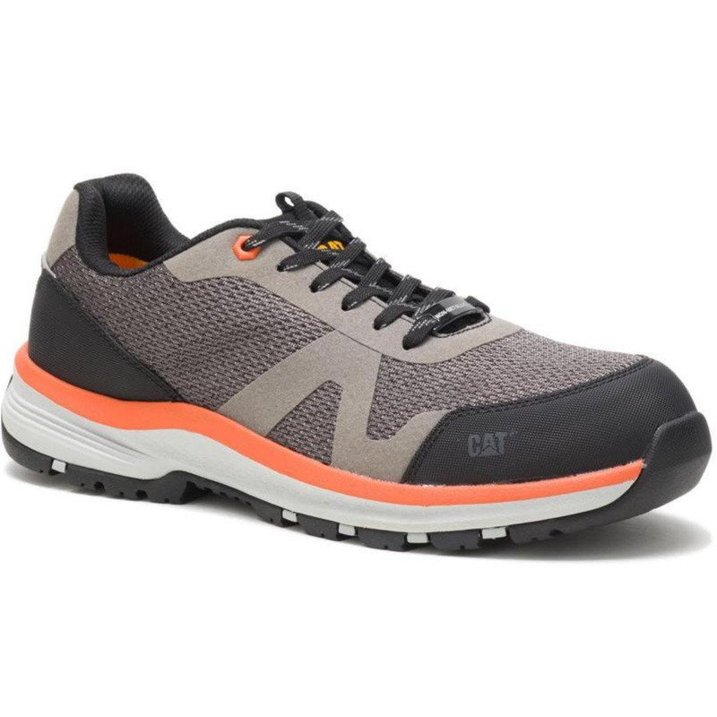 add6a3f37199f Mens Passage Composite Toe Tough Trucker CAT Work Shoes