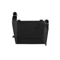 Freightliner Charge Air Cooler Tube/Fin Front View