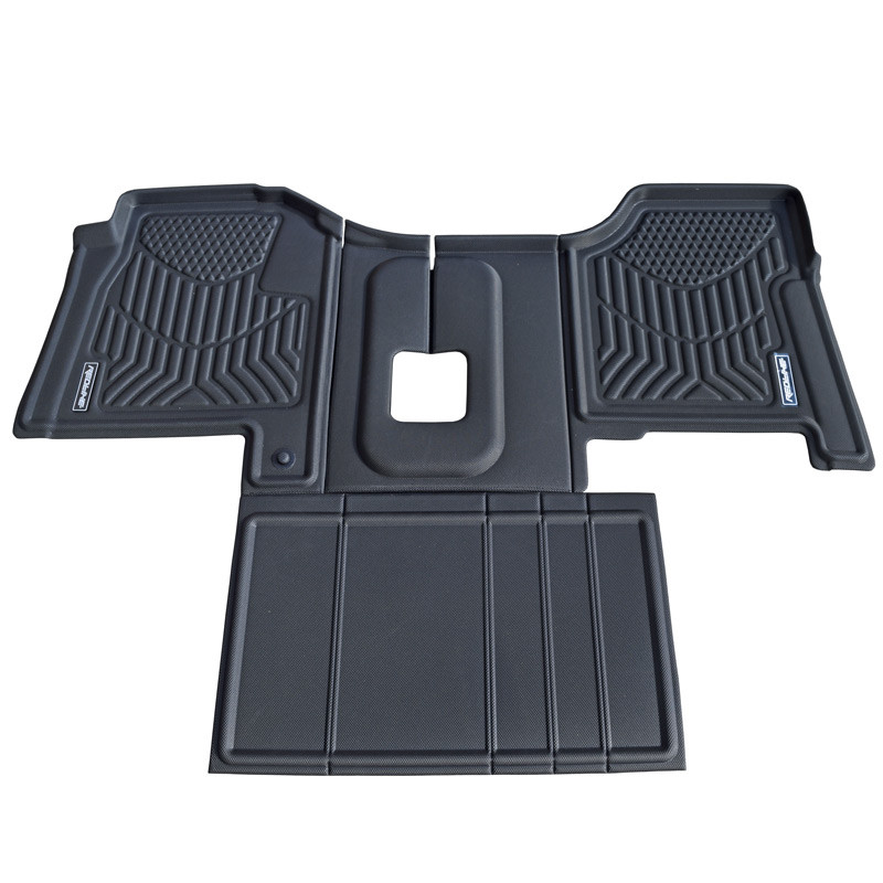 Peterbilt 579 567 Kenworth T680 T880 Redline Floor Mat Manual