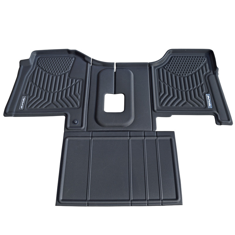 Peterbilt 579 567 Kenworth T680 T880 Redline Floor Mat Manual