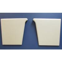Peterbilt 359 Fiberglass Extra Wide Cowl Panels