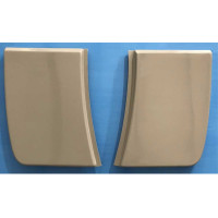 Peterbilt 389 Fiberglass Cowl Panels Extra Wide Glider Application
