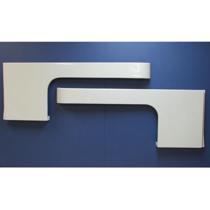 Peterbilt 379 Fiberglass Cowl Panels