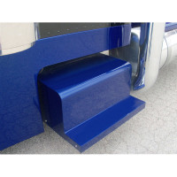 Peterbilt Fiberglass Step And Battery Box Cover