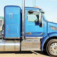 "Peterbilt 567 579 3.5"" Sleeper Panels"