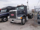 Peterbilt 375 1987 And Newer Tapered Bumper By Valley Chrome Angled Left