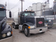 Peterbilt 375 1987 And Newer Tapered Bumper By Valley Chrome Angled Right