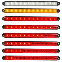 "15 3/4"" Sequential LED Smart Dynamic Light"