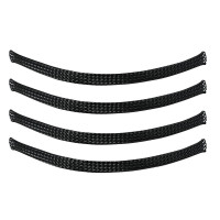 "5"" Braided Expandable Wire Sleeving"