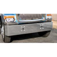 International 9900I 9900IX HX520 Stainless Steel Bumper By Roadworks Front