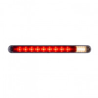 "17"" LED STT Light Bar With Back Up Light On"