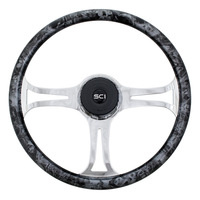"Turbine 18"" Steering Wheel"