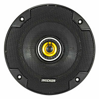"3.5"" 2 Way CS Series Coaxial 225W Speaker By Kicker With Mesh"
