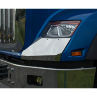 International HX620 Under Headlight Trims