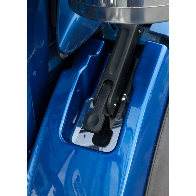 International HX620 Hood Latch Trims