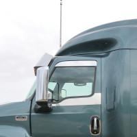International LT Chop Top Window Trim By Roadworks