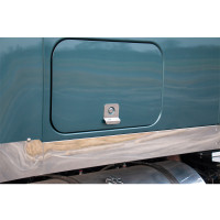 "International LT Stainless Steel 73"" Sleeper Panels"