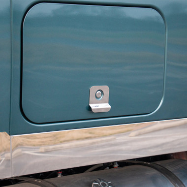 International Lt Prostar Amp Lonestar Bunk Door Handle By