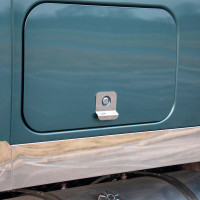 International LT ProStar & LoneStar Door Handle