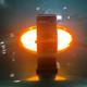 Kenworth Billet Turn Signal Light Side