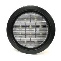 "4"" Round 10 LED White Back-Up Light Kit"