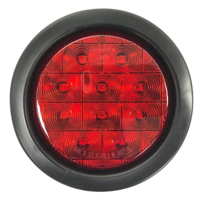 """4"""" Round 10 LED Brake Light Kit"""