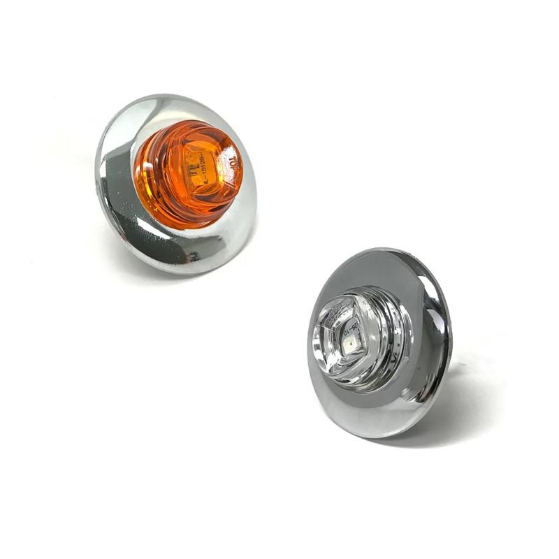"""High Intensity 1"""" Mini LED Marker Light"""