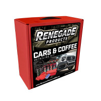 Renegade Cars & Coffee Detailing Kit
