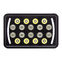 "18 High Power LED 4"" X 6"" Rectangular Off-Road Position Light"