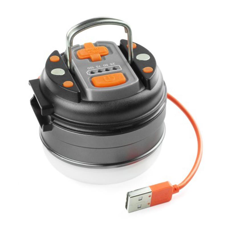 Brite-Nite Dome USB Lantern By Wagan Tech
