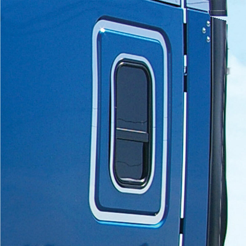 Freightliner Cascadia Sleeper Door Trim