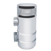 "15"" Peterbilt Stainless Air Cleaner Kit"