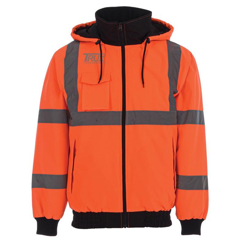 Trux Heated Work Safety Jacket