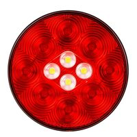 "4"" Round LED Combo Fleet Series Sealed Light"